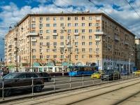 Красносельский район, улица Краснопрудная, дом 1. многоквартирный дом