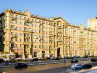 Красносельский район, улица Краснопрудная, дом 3-5 с.1. многоквартирный дом