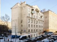 Красносельский район, улица Краснопрудная, дом 12. офисное здание