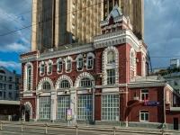 Красносельский район, улица Краснопрудная, дом 16 с.1. офисное здание
