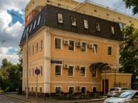 Красносельский район, улица Краснопрудная, дом 30/34 СТР3. офисное здание