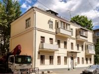 Красносельский район, улица Краснопрудная, дом 36 с.2. многоквартирный дом