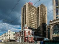 Красносельский район, улица Краснопрудная, дом 18 с.1. офисное здание