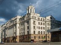 Красносельский район, улица Краснопрудная, дом 20. офисное здание