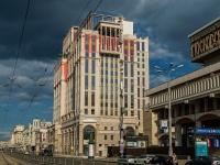 """Красносельский район, улица Краснопрудная. Бизнес-центр """"Империал плаза"""""""