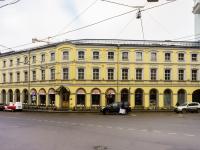 Красносельский район, улица Мясницкая, дом 7 с.1. многофункциональное здание