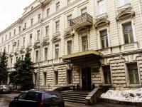 Красносельский район, улица Мясницкая, дом 13 с.4. офисное здание
