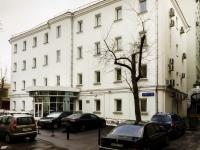 Красносельский район, улица Мясницкая, дом 13 с.5. офисное здание