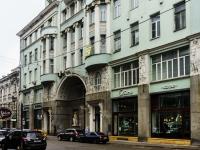 Красносельский район, улица Мясницкая, дом 15. многоквартирный дом
