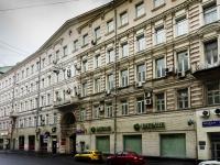 Красносельский район, улица Мясницкая, дом 17 с.1. многофункциональное здание