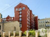 Красносельский район, улица Мясницкая, дом 21 с.8. многоквартирный дом