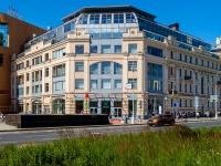 Красносельский район, площадь Тургеневская, дом 2. многофункциональное здание