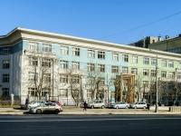 Красносельский район, Уланский переулок, дом 8. школа №1284 им. Наташи Ковшовой