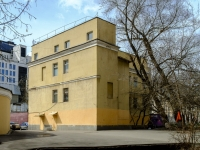 Красносельский район, Уланский переулок, дом 11 с.5. неиспользуемое здание