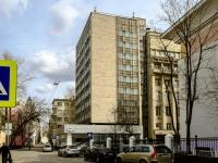 """Красносельский район, Уланский переулок, дом 16 с.1А. гостиница (отель) """"Уланская"""""""