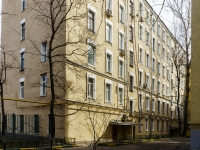 ,  , house 21 с.2. Apartment house