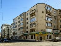 Красносельский район, Ананьевский переулок, дом 4/2СТР1. многоквартирный дом