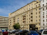 ,  , house 38А. 公寓楼