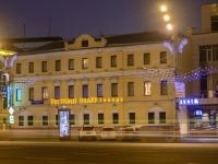 Красносельский район, Коптельский 1-й переулок, дом 2/7СТР1. многофункциональное здание