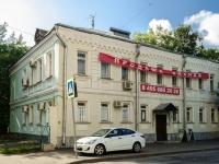 Красносельский район, Коптельский 1-й переулок, дом 10 с.1. офисное здание