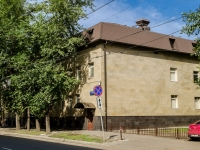 , st Olkhovskaya, house 11 с.1Б. office building