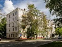 , st Olkhovskaya, house 17. Apartment house