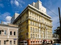 , st Olkhovskaya, house 23. hotel