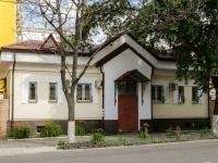 , st Olkhovskaya, house 25 с.8. office building