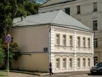 , st Olkhovskaya, house 47 с.1. office building