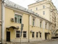 Красносельский район, Сретенский переулок, дом 1 с.1. офисное здание