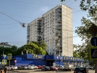 ,  , house 27. Apartment house