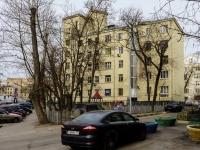 ,  , house 13 к.3. Apartment house