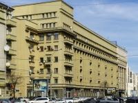 , avenue Akademik Sakharov, house 7. office building