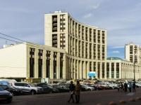 , avenue Akademik Sakharov, house 9. bank