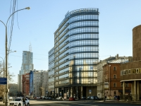 , avenue Akademik Sakharov, house 10. office building