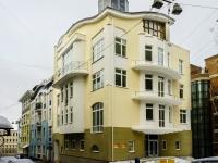 Мещанский район, Большой Головин переулок, дом 7. офисное здание
