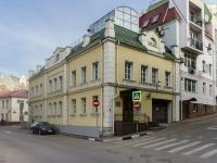 Пушкарёв переулок, house 1/2. многоквартирный дом