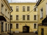 Мещанский район, Большой Сухаревский переулок, дом 5 с.3. многоквартирный дом