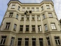 соседний дом: пер. Большой Сухаревский, дом 7. офисное здание
