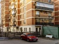 Мещанский район, Большой Сухаревский переулок, дом 11. многоквартирный дом