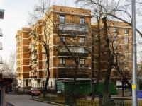Большой Сухаревский переулок, house 11. многоквартирный дом