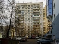 Большой Сухаревский переулок, house 14. многоквартирный дом