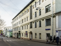 Большой Сухаревский переулок, house 15 с.1. многоквартирный дом