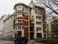 Большой Сухаревский переулок, house 16. многоквартирный дом