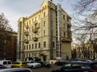 Большой Сухаревский переулок, house 21 с.4. многоквартирный дом