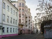 Большой Сухаревский переулок, house 24. многоквартирный дом
