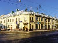 """Мещанский район, улица Сретенка, дом 15. гостиница (отель) """"Сретенская"""""""