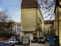 Мещанский район, улица Сретенка, дом 25 с.2. офисное здание