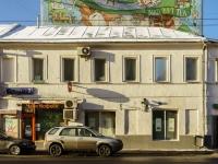 Мещанский район, улица Сретенка, дом 7. многофункциональное здание