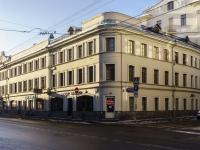 Мещанский район, улица Сретенка, дом 9. многоквартирный дом